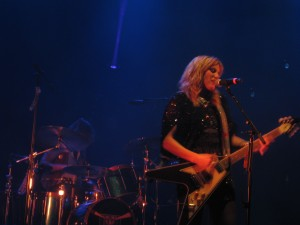 Grace Potter and The Nocturnals-The Wiltern-11/2/12