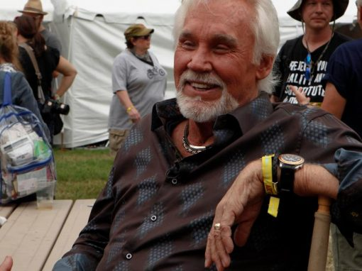 We call that an OG trick, Kenny Rogers gets it.