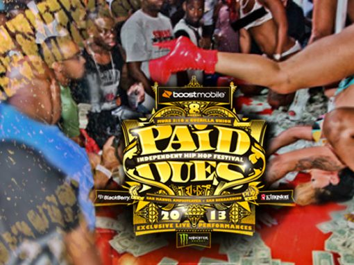 Paid Dues Flyer 01c