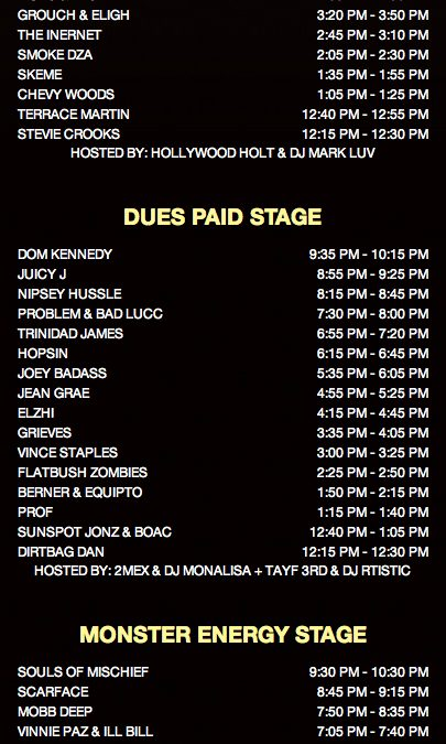Paid Dues Schedule 02