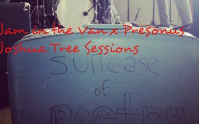 Jam in the Van X Presonus X Ivory Deville X Joshua Tree = Heady