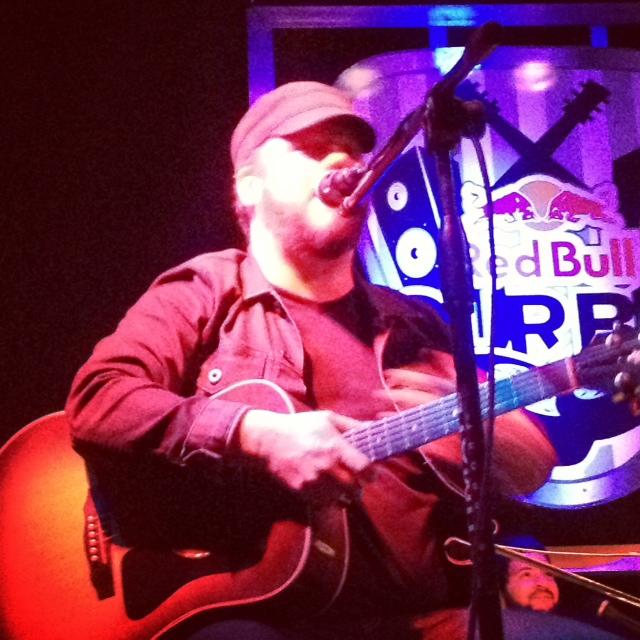 Blues man Chris Vos, of The Record Company, google that ish yo!