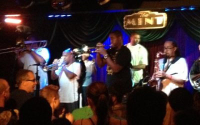 Rebirth Brass Band at The Mint, March 26, 2013