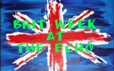 HEADY ALERT - BritWeek at The Echo