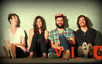"""From the Repeat Offender Files, Vol. 6, Houndmouth - """"On the Road"""""""