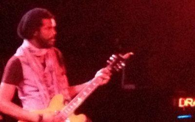 Gary Clark Jr. at The Roxy, April 16, 2013