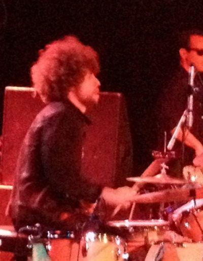 Heady Drummer.
