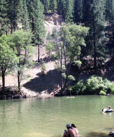 That dirpie filled river life yo!