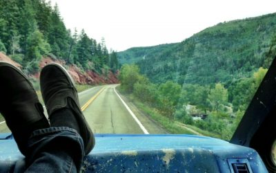 Into the Mountains - Telluride Blues & Brews Part I