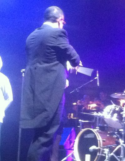 Deltron 3030 with the formal wear.