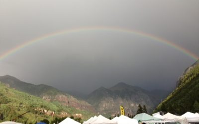Into the Mountains - Telluride Blues and Brews Part IV