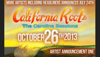 Heady Alert - The Goose is Loose at the Cali Roots Carolina Sessions