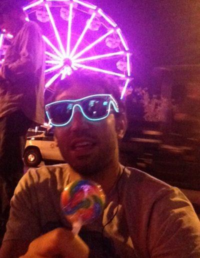 Glow Glasses.