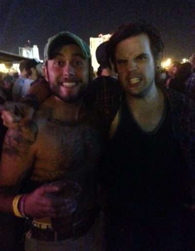 Charlie Day + Jared Followhill = Bros.