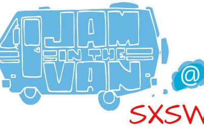 WIN A JAM IN THE VAN SESSION AT SXSW!