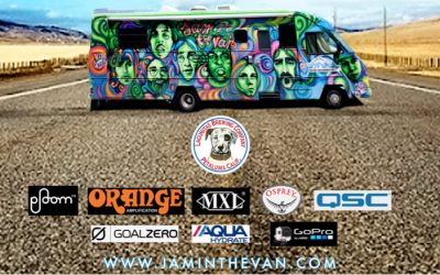 Jam in the Van Will be Bringing the Heady to SXSW!