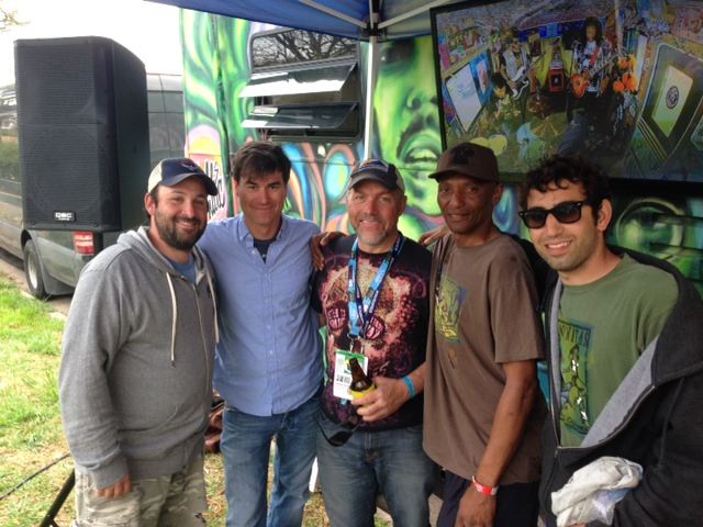 Hangin with the Telluride Crew!