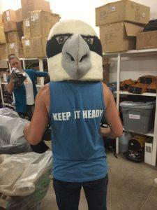 Bird's the word.