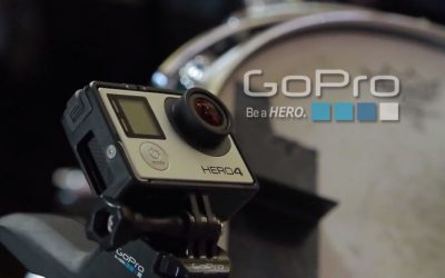 GoPros on the Moon!