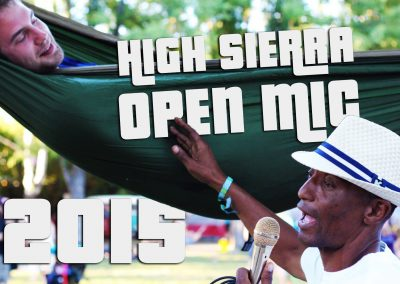 Cuz's High Sierra Open Mic 2015