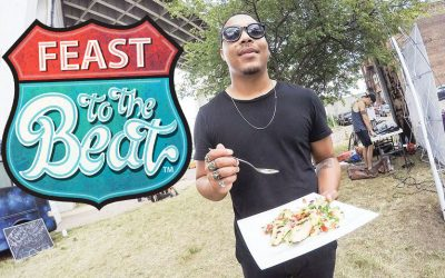 Feast to the Beat - Episode 6 - Marcus Alan Ward