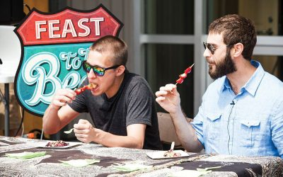 Feast to the Beat - Episode 5 - The Fritz