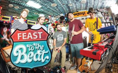 Feast to the Beat - EPISODE 3 - Stop Light Observations