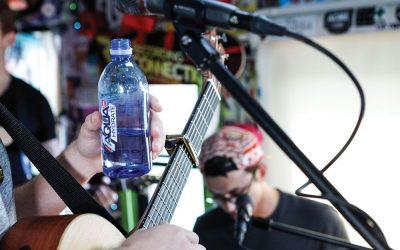 Aquahydrate X JITV - Feast to the Beat