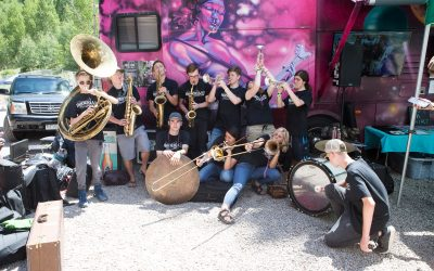 The Hooligans Brass Band
