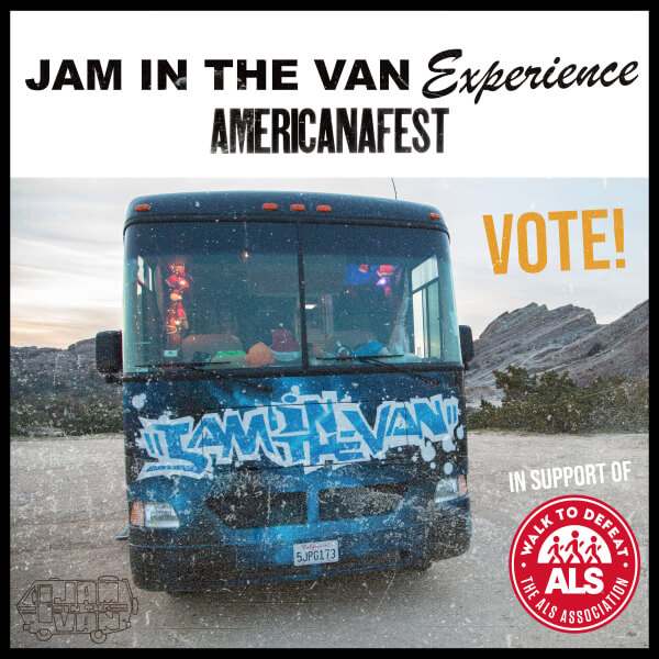 Jam in the Van | The Headiest Source for Music on the Internet