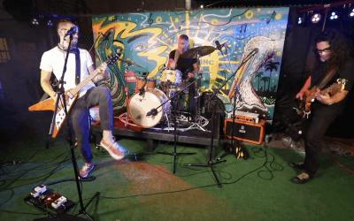 The Brad Mathews Band