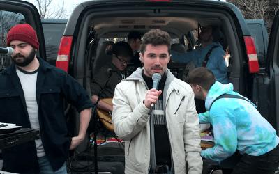 SUB-RADIO (Jam in YOUR Van)