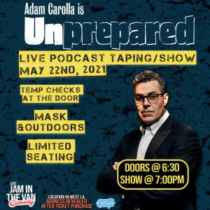 The Adam Carolla Show (5-22)