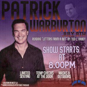 Patrick Warburton (7/8)