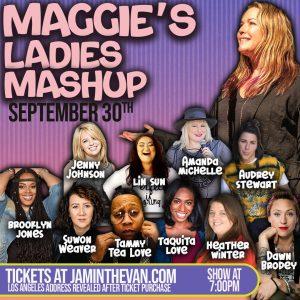 Maggies Ladies Mashup 9-30