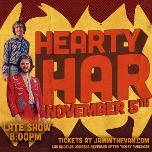 Hearty Har 11-5