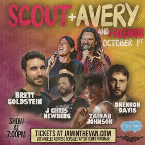 Scout & Avery & Friends 10-1