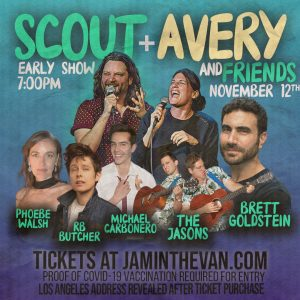 Scout & Avery and Friends 11-12