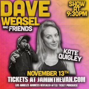 Dave Weasel & Friends